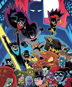 Batman The Adventures Continue #3 Variant - Dan Hipp