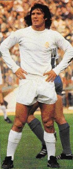 Santillana Real Madrid 1980