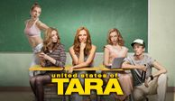 """United States of Tara:  Suburban wife and mother Tara Gregson juggles her family and career while suffering from Dissociative Identity Disorder — a condition formerly known as multiple personality disorder. It's never a dull moment in the Gregson household, as Tara's supportive husband Max and their two teenaged children, Kate and Marshall, try to lead as much of a """"normal"""" life as possible."""