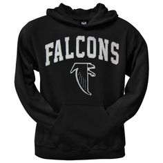 Atlanta Falcons - Logo Scrimmage Premium Pullover Hoodie  6b66eb754