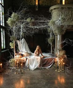 This is a beautifully romantic setting....perfect for pre and post wedding photography..
