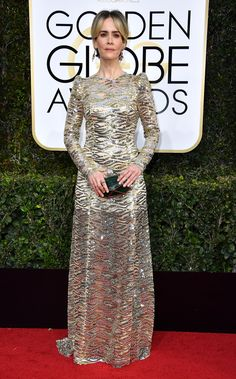 b1c2a96fcd Golden Globes 2017  Fashion—Live From the Red Carpet