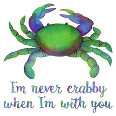Randi Zafman/Crab represented by Liz Sanders Agency