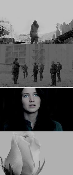 Miss Everdeen, it's the things we love most that destroy us.