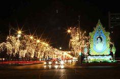 August 14 - Queen's Birthday in Thailand