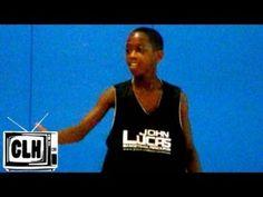 Zaire Wade, son of Dwyane Wade, can ball
