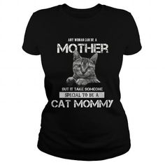 Cool Cats Mommy T-Shirts