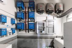 Fronius and Victron Energy optimise photovoltaic system for Spanish cereal producer Renewable Energy, Solar Energy, Solar Power, Off Grid Solar, Alternative Energy, Solar System, Bathroom Medicine Cabinet, Cereal, Spanish