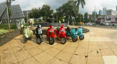 Vespa indonesian