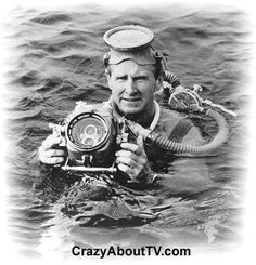 Sea Hunt--watched it every Saturday morning! Lloyd Bridges in Sea Hunt!