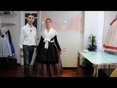Col·locació del mocador de pit - CAP 7 Col·locació amb llaç - YouTube