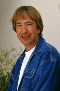 1993 - Alan Rickman at the Cannes Film Festival.