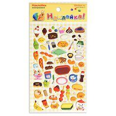 Наклейки Наклей-ка! Наклейка декоративная зефирная 2 - | Плоские наклейки | Наклейки, натирки | Скрапбукинг | Интернет-магазин | Леонардо хобби-гипермаркет - сделай своими руками