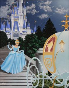 """I Can't Be Late"" by Schim Schimmel Disney And Dreamworks, Art Work, Cinderella, Disney Characters, Fictional Characters, Disney Princess, Artwork, Work Of Art, Fantasy Characters"