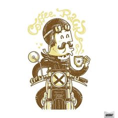 Ottonero Cafe Racer: Quilimo