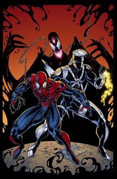 Spider-man & Backlash