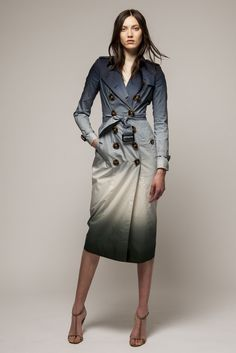Burberry Prorsum Resort 2015 - Slideshow - Runway, Fashion Week, Fashion Shows, Reviews and Fashion Images - WWD.com