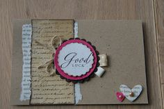 handmade by janine kraft cards with printed papers for bg