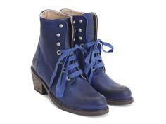 Fluevog Shoes   Shop   Nuni (Blue)