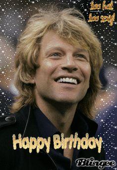Jon Bon Jovi - Birthday