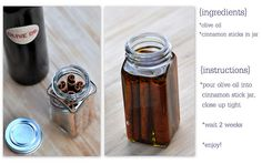 Cinnamon oil.