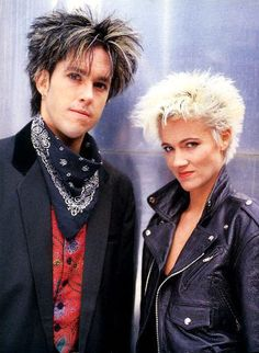 Roxette - Minneapolis, MN (1992) I had this poster on my bedroom wall!!