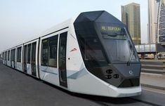 Empiezan las pruebas del tranvía Al Sufouh de #Dubai. El pasado 26 de enero…