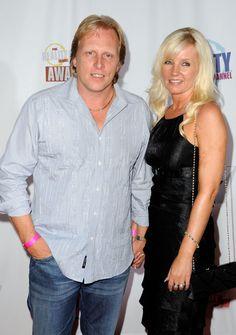 Sig Hansen and wife June Hansen