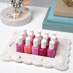 Essie nail varnish storage