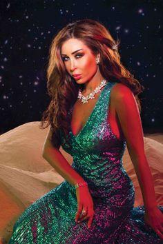 Nourhanne is a Lebanese-Armenian singer