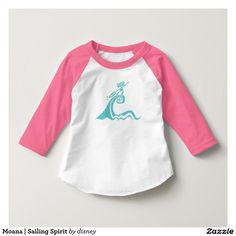 Moana | Sailing Spirit. Baby, bebé. Producto disponible en tienda Zazzle. Vestuario, moda. Product available in Zazzle store. Fashion wardrobe. Regalos, Gifts. Link to product: http://www.zazzle.com/moana_sailing_spirit_t_shirt-235983570381614166?CMPN=shareicon&lang=en&social=true&rf=238167879144476949 #camiseta #tshirt #moana