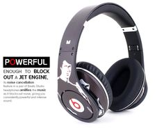 Limited Commemorative Edition - Beats by Dr. Dre Studio BRUCE LEE edition.