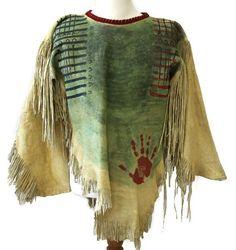 CHEYENNE war shirt.