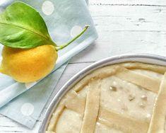 Pastiera napoletana, la ricetta originale e tradizionale di Scaturchio Easter Recipes, Ricotta, Fruit, Food, Cream, Eten, Meals, Diet