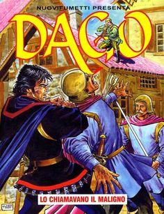 Fumetti EDITORIALE AUREA, Collana DAGO ANNEE 15