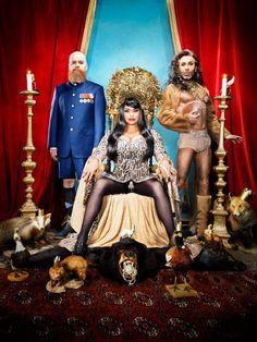 Army Of Lovers - Alexander Bard, La Camilla & Jean Pierre Barda