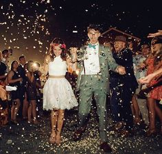 John Luke/Mary Kate Wedding