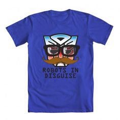 Welovefinetees Transformers - Robots in Disguise $25