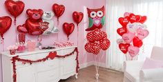 Valentine's Day Heart Shaped Party images
