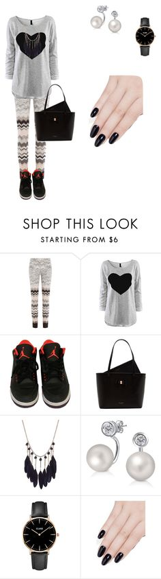 """""""okaaay"""" by ariya1 on Polyvore featuring Missoni, NIKE, Ted Baker, Bling Jewelry, CLUSE, ncLA, women's clothing, women, female and woman"""