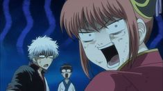 Gintama Gif, Gintama Funny, Samurai, Anime Was A Mistake, One Piece Drawing, Eren And Mikasa, Random Gif, Fiction, Okikagu