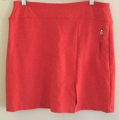 NEW Tail Tech Ladies Golf Athletic Workout Skirt Skort-SZ-Medium NWT  | eBay