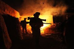 war at night - Google Search