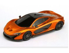 The TrueScale Minitatures 1/43 McLaren P1 Mondial De L'Automobile 2012 is part of the TrueScale Miniatures 1/43 scale diecast model car range and displays some fantastic and intricate details.
