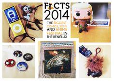 F.A.C.T.S. convention 2014; the loot!   http://littlechatterbird.wordpress.com/2014/10/19/nerdy-talk-f-a-c-t-s-2014/