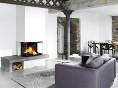8 tips som gir hjemmet en touch av luksus Decor, Living Room, Elegant Homes, Fireplace Design, Home Decor, Indoor Fireplace, Modern Fireplace, Interior Design Living Room, Interior Design