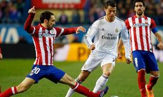 Real Madrid vs Atletico Madrid por la Copa del Rey, octavos de final. Todo lo que necesitan para ver el partido en vivo: http://www.envivofutbol.tv/2014/05/real-madrid-vs-atletico-madrid-en-vivo.html