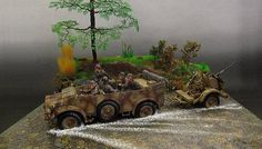 HORCH1a with 2cmFLAK38