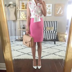 StylishPetite.com | Summer Work Outfit Ideas and Weekend Sales