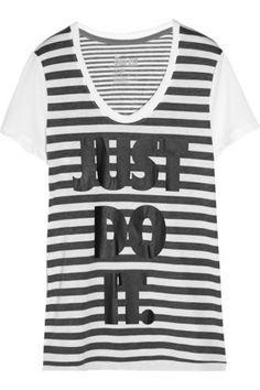 Dri-Blend Voop jersey T-shirt #tee #offduty #covetme #nike